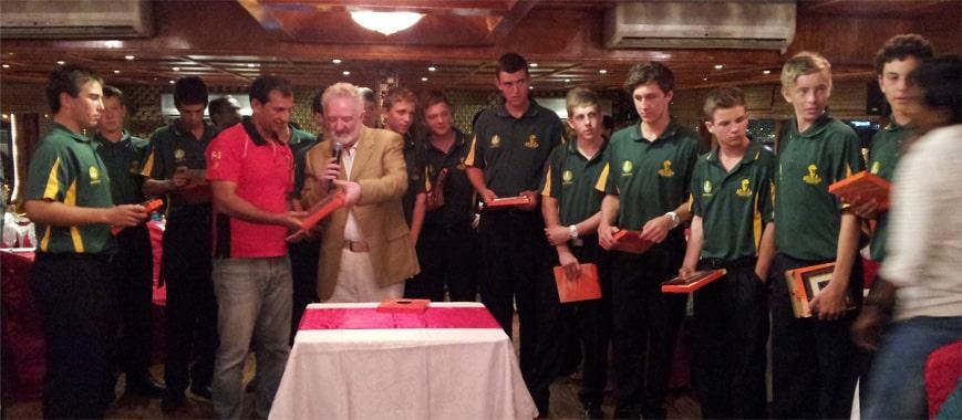 Australian under 19 Cricket Team