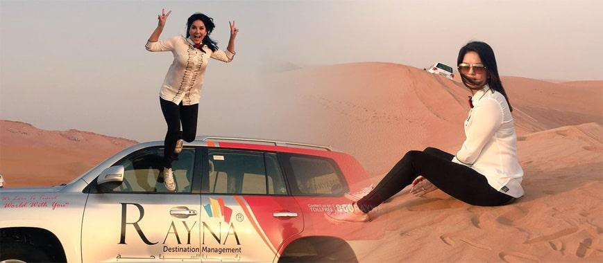 Sunny Leone in Rayna Desert Camp