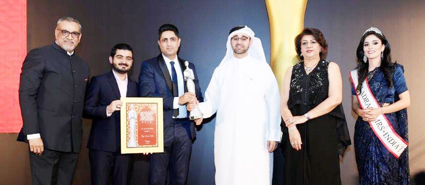 Arabian Travel Awards 2018