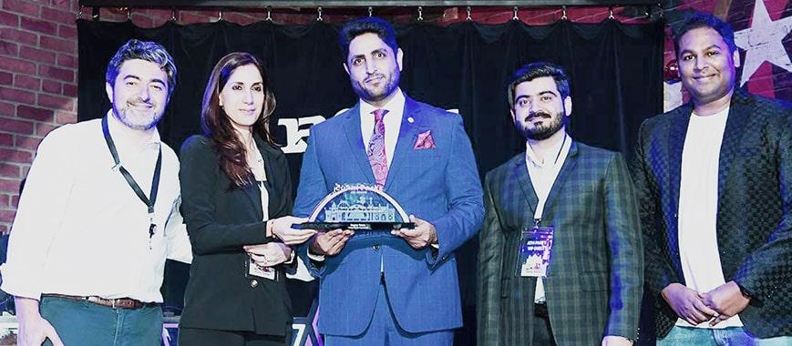 Best Partner Award for Dubai Parks and Resorts