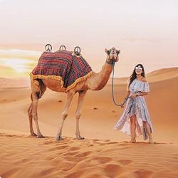 Dubai City Sightseeing Tour with Desert Safari