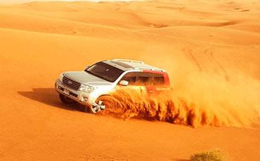 Red Dunes Safari Dubai