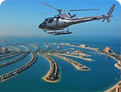 Helicopter Tour Dubai