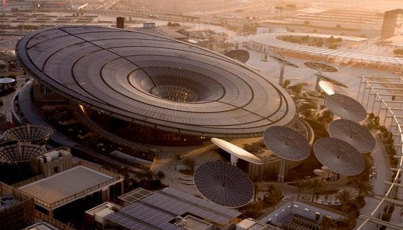 Terra - The Sustainability Pavilion