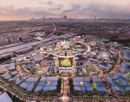 Dubai Expo Themes