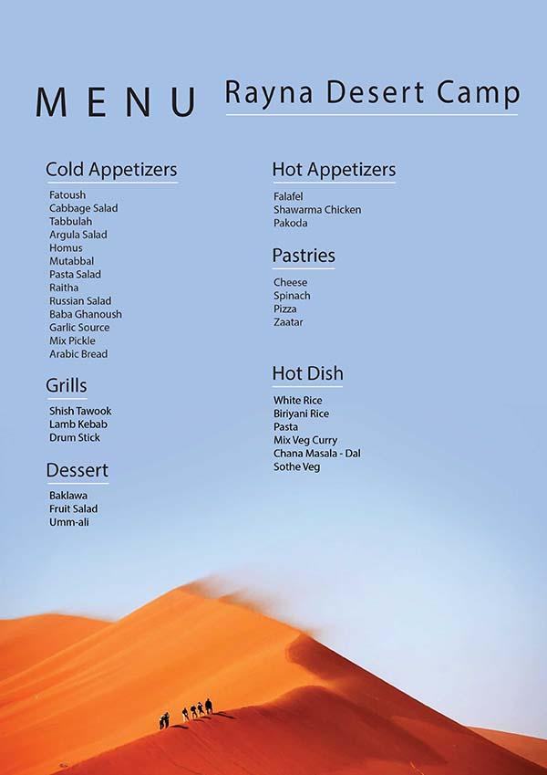 Dinner in the Desert Camp dubai - Dinner Safari Dubai