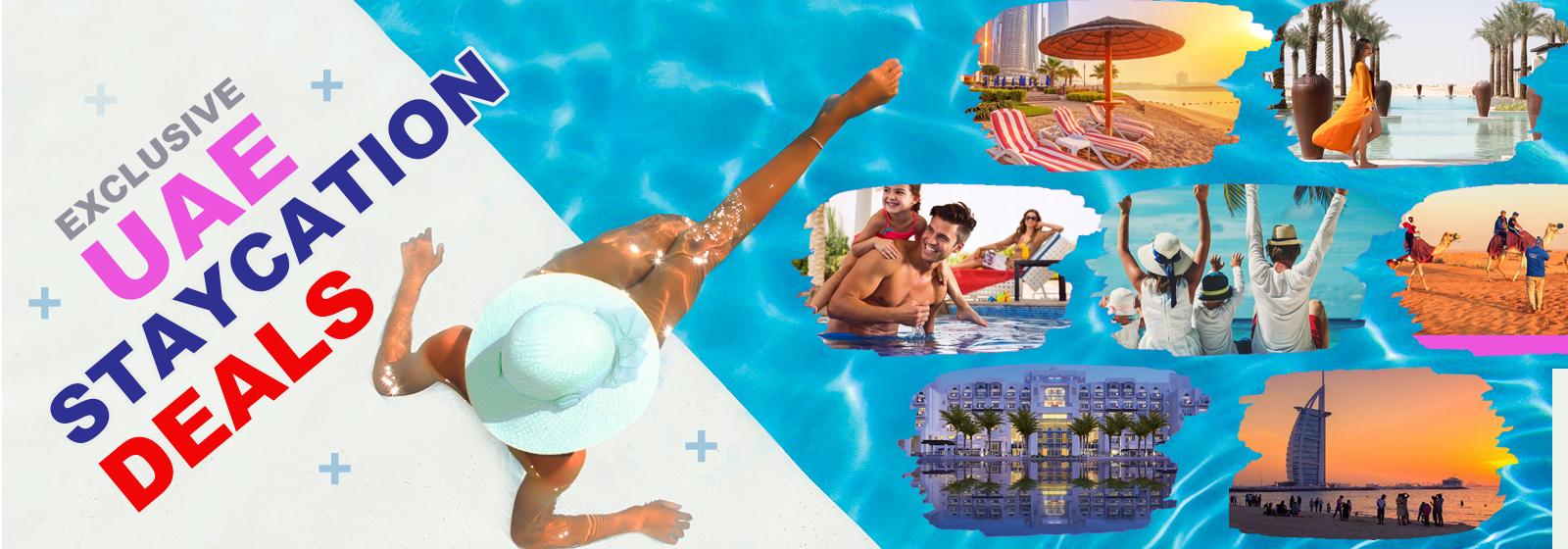 UAE Staycation Deals
