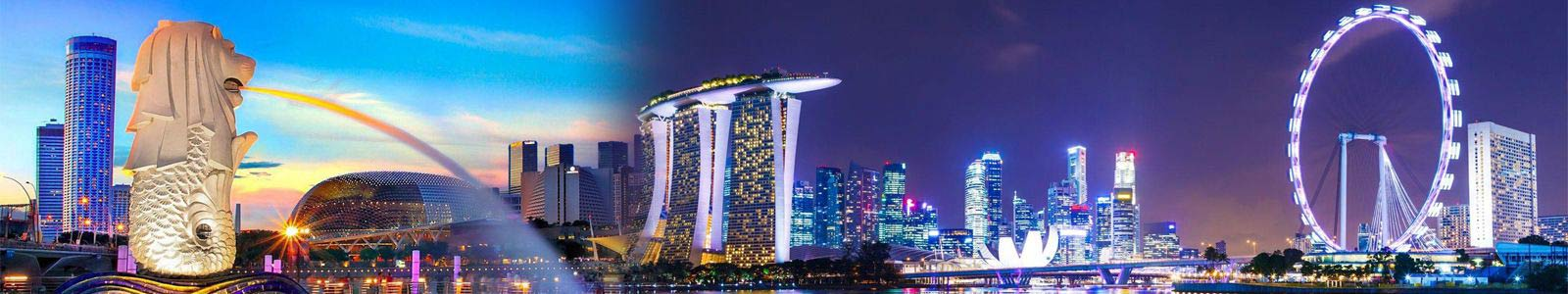 Singapore Visa Banner